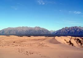 rural desert