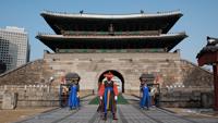 Korea Seoul Namdaemun Sungnyemun 200